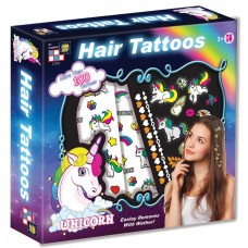 Unicorns Hair Tattoos