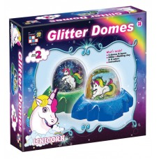 Unicorns Glitter Domes