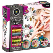 Fashion Time - Foil Fashion Nails
