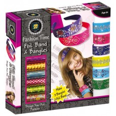 Fashion Time - Foil Band & Bangles