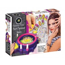 Fashion Time - Paint Spinner Nails