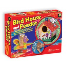 Bird House & Feeder