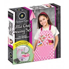 Fashion Time - Little Chef Sewing Set