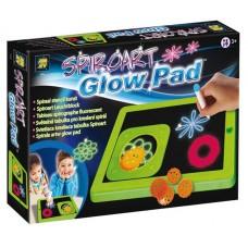 Glow Pad - Spiroart