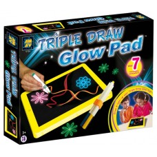 Glow Pad - Triple Draw