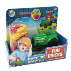 Fun Bricks - Tractor Set