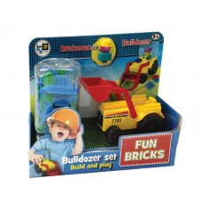 Fun Bricks - Bulldozer Set